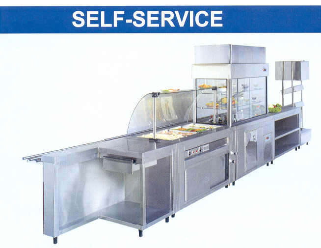Self Service / Buffet